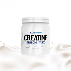 Creatine Muscle Max 500g AllNutrition