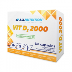 Witamina D 3 2000 Max AllNutrition