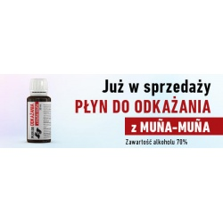 Płyn do odkażania 30ml z alkoholem 70%