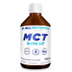 MCT Keto Oil (Olej MCT) 500ml AllNutrition